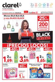 Menos BLA-BLA-BLA y más BLACK-BLACK
