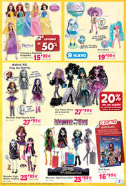 Toys ''R'' Us: Miles de juguetes al 20%