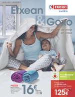 Ofertas de Eroski, Etxean & Goxo