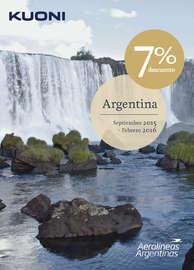 Argentina 2015-2016