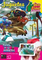 Ofertas de Don Dino, Juguetes Navidad 2016