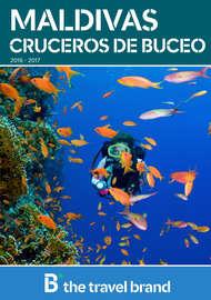 Maldivas. Cruceros de buceo