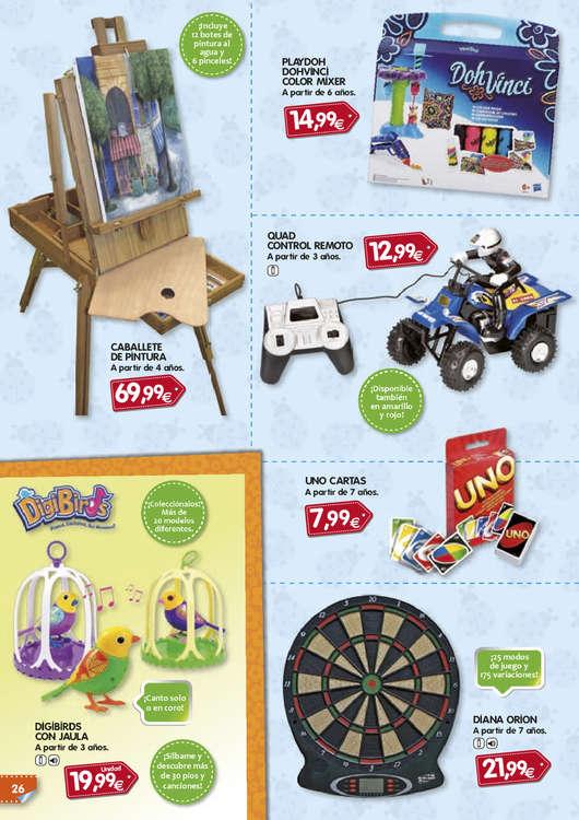 Ofertas de Toy Planet, Primavera 2015