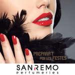 Ofertas de Perfumerías San Remo, Prepara't per les festes