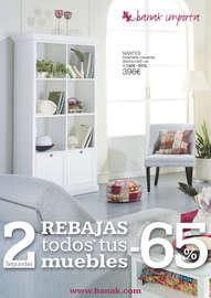 Segundas Rebajas -65% - Madrid