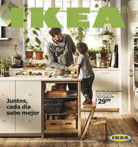 Juntos, cada día sabe mejor. Catálogo Ikea 2016