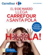 Ofertas de Carrefour, El 9 de marzo llega Carrefour a Santa Pola