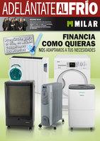 Ofertas de Milar, Galicia - Adelántate al frío