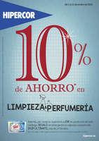 Ofertas de HiperCor, Limpieza y perfumería