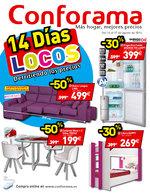 Ofertas de Conforama, 14 días locos derritiendo los precios