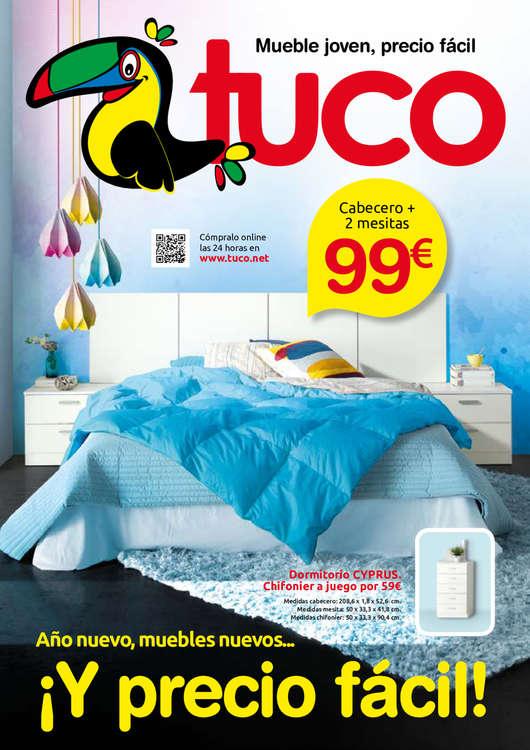 Ofertas de Tuco, Año nuevo, muebles nuevos ¡y precio fácil!