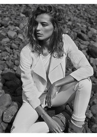 Daria Werbowy for MANGO