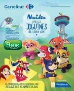 Ofertas de Carrefour, Navidea amb les joguines que cobren vida