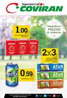 Ofertas de Supermercados Covirán, Maravillosos precios de primavera