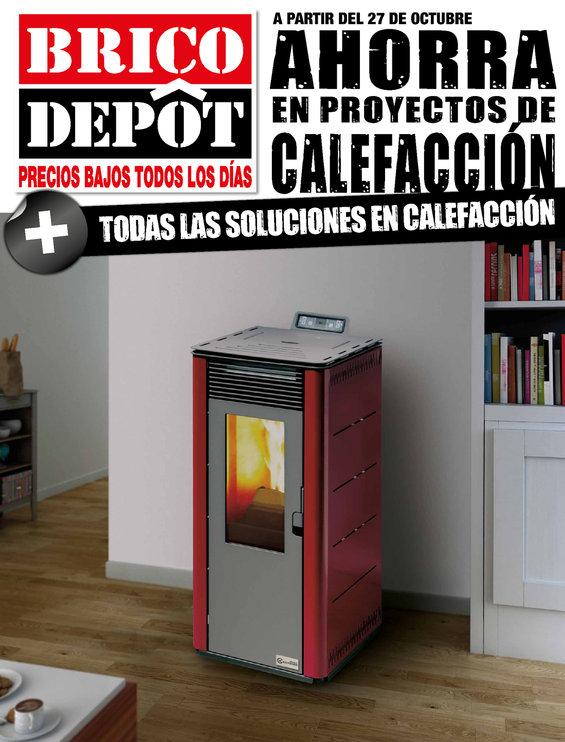 Ofertas de Bricodepot, Ahorra en proyectos de calefacción