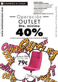 Operación Outlet 40%