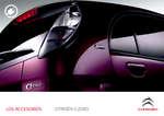 Ofertas de Citroën, Accesorios Citroën C-ZERO