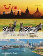 Ofertas de Linea Tours, Grandes viajes: Asia África Pacífico