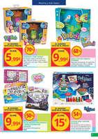 Ofertas de Alcampo, Los juguetes ya están al mejor precio