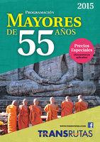 Ofertas de Transrutas, Mayores 55 2015