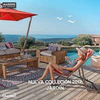 Nueva colección 2017 Jardín