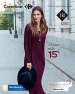 Ofertas de Carrefour, Colección Otoño 2016