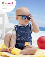 Ofertas de Prenatal, Recién nacido y Baby fashion 0-36 meses, Verano 2015