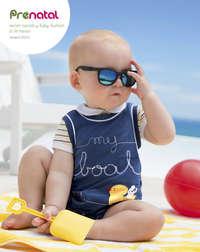 Recién nacido y Baby fashion 0-36 meses, Verano 2015
