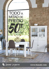 Todo a mitad de precio. -50% - Girona