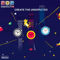Create the unexpected