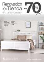 Ofertas de Banak Importa, Renovación de tienda - Almería