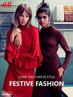 Ofertas de H&M, Festive Fashion