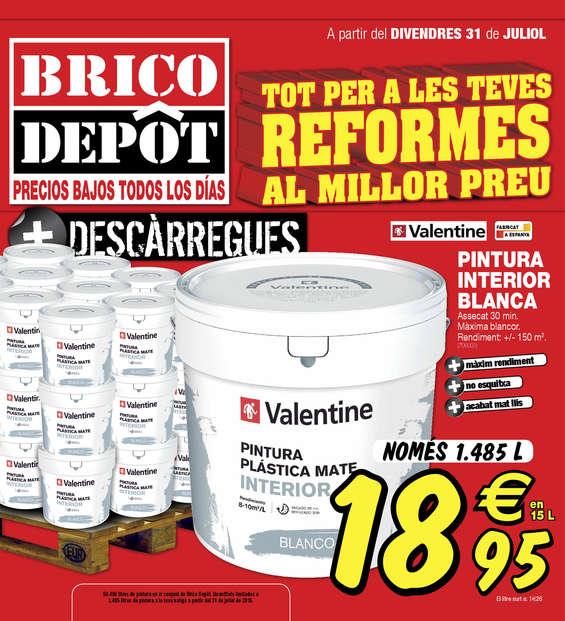Ofertas de Bricodepot, tot per a les teves reformes al millor preu - Lleida