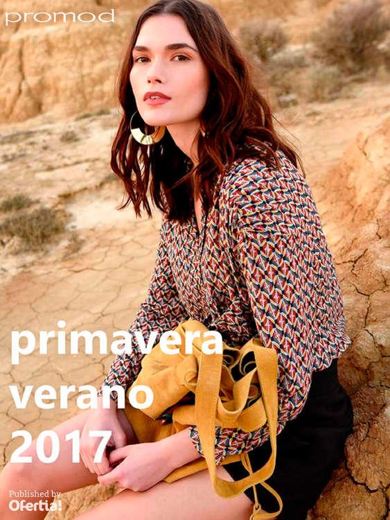 Ofertas de Promod, Primavera Verano 2017