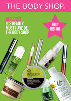 Ofertas de The Body Shop, Los Beauty Must Have