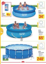 Cat logo eroski de piscinas y muebles de jard n verano for Piscinas alcampo online