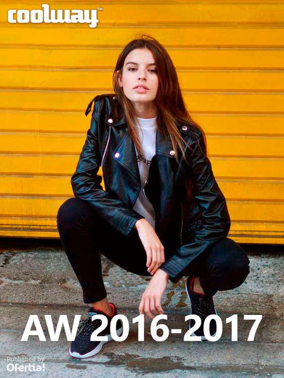 Ofertas de Coolway, AW 2016-2017