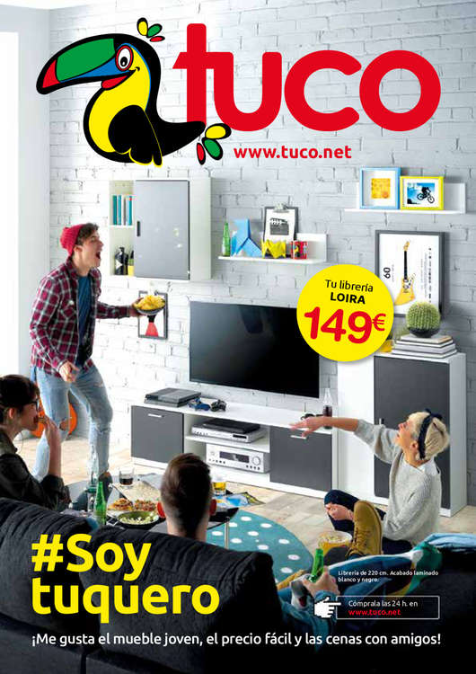 Tuco ofertas cat logo y folletos ofertia - Muebles tuco en sevilla ...