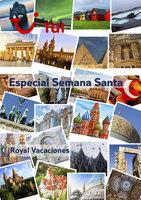 Ofertas de Linea Tours, Semana Santa 2015