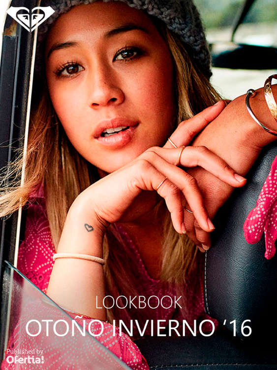 Ofertas de Roxy, Lookbook Otoño Invierno '16