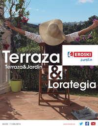 Terraza & Lorategia