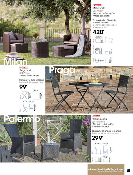 Comprar mesa centro en bilbao mesa centro barato en bilbao - Mesa plegable eroski ...