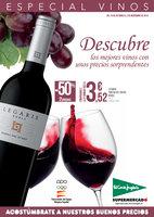 Ofertas de El Corte Inglés, Descubre los mejores vinos. Precios sorprendentes