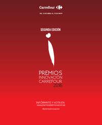 Premios innovación Carrefour 2016