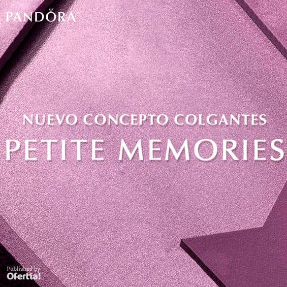 Ofertas de Pandora, Petite Memories
