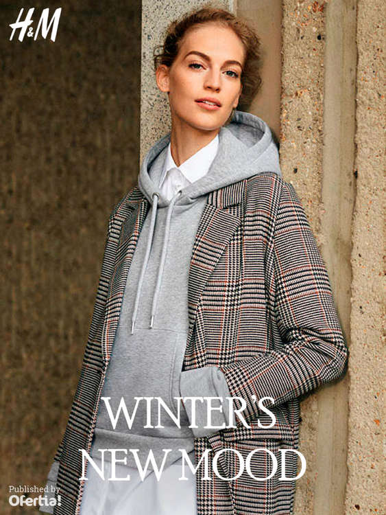 Ofertas de H&M, Winter's New Mood