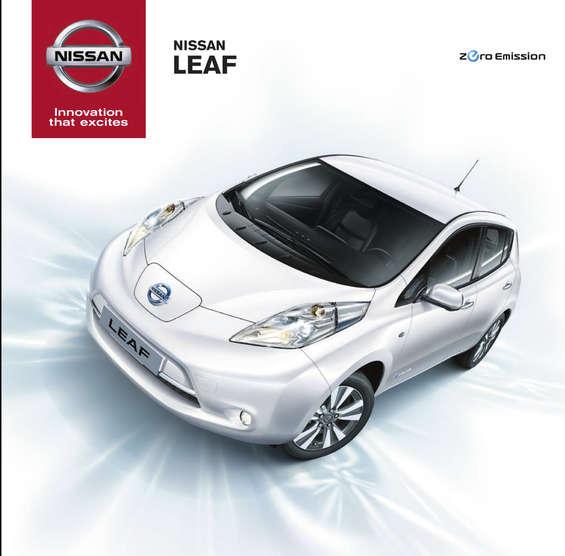 Ofertas de Nissan, Nissan Leaf
