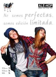 No somos perfectas, somos edición limitada