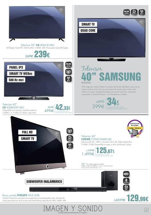Ofertas de El Corte Inglés, Samsung Galaxy A Dorado. Solo en El Corte Inglés