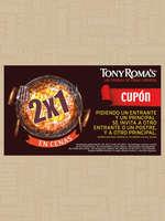 Ofertas de Tony Romas, Oferta Las Palmas